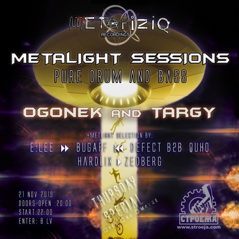 Metafiziq - Metalight Drum & Bass Thursday Special - Vol.6