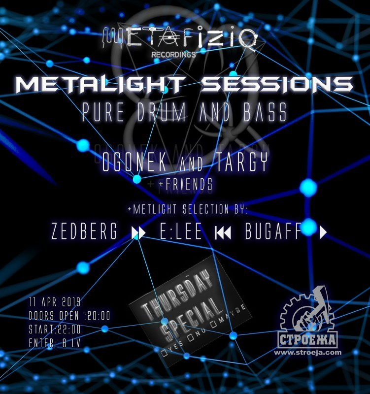 Metafiziq - Metalight Drum & Bass Thursday Special - Vol.5