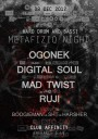 Metafiziq Night - HARD DRUM AND BASS party
